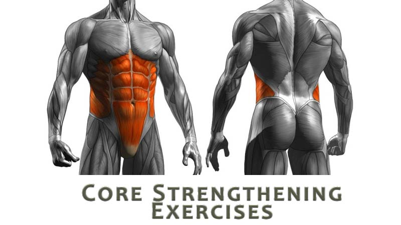 Core Muscle Strengthening Exercises